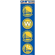 Rico Golden State Warriors The Quad Decal Pack