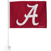 Rico Alabama Crimson Tide Car Flag