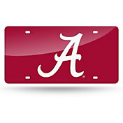 Rico Alabama Crimson Tide Red Laser Tag License Plate