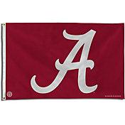 "Rico Alabama Crimson Tide Script ""A"" Banner Flag"