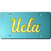 Rico UCLA Bruins Blue Laser Tag License Plate
