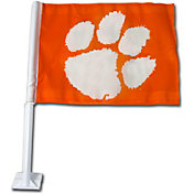 Rico Clemson Tigers Car Flag