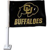Rico Colorado Buffaloes Car Flag