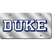 Rico Duke Silver Laser Tag License Plate