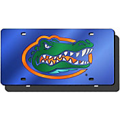 Rico Florida Gators Blue Laser Tag License Plate