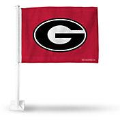 Rico Georgia Bulldogs Car Flag