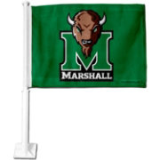 Rico Marshall Thundering Herd Car Flag