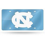 Rico North Carolina Tar Heels Light Blue Laser Tag License Plate