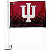 Rico Indiana Hoosiers Car Flag