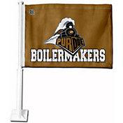 Rico Purdue Boilermakers Car Flag