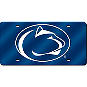 Rico Penn State Nittany Lions Navy Laser Tag License Plate