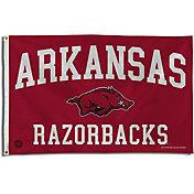 Rico Arkansas Razorbacks Banner Flag