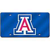 "Rico Arizona Wildcats ""A"" Laser Tag License Plate"