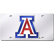 "Rico Arizona Wildcats ""A"" Laser Tag License Plate"