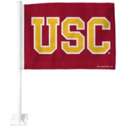 Rico USC Trojans Car Flag
