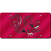 Rico South Carolina Red Gamecocks Laser Tag License Plate