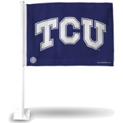 Rico TCU Horned Frogs Car Flag