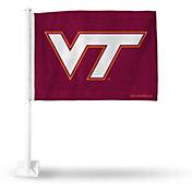 Rico Virginia Tech Hokies Car Flag