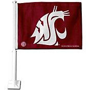 Rico Washington State Cougars Car Flag