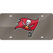 Rico Tampa Bay Buccaneers Laser Tag License Plate