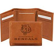 Rico NFL Cincinnati Bengals Embossed Tri-Fold Wallet