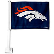 Rico Denver Broncos Car Flag