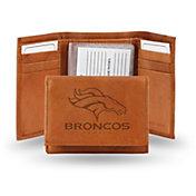 Rico NFL Denver Broncos Embossed Tri-Fold Wallet