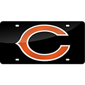 """Rico Chicago Bears """"C"""" Laser Tag License Plate"""