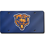Rico Chicago Bears Navy Laser Tag License Plate