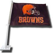 Rico Cleveland Browns Car Flag
