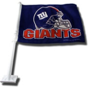 Rico New York Giants Car Flag