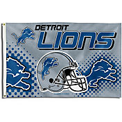 Rico Detroit Lions Banner Flag