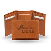 Rico NFL Detroit Lions Embossed Tri-Fold Wallet