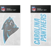 Rico Carolina Panthers 2 Piece Magnet Set
