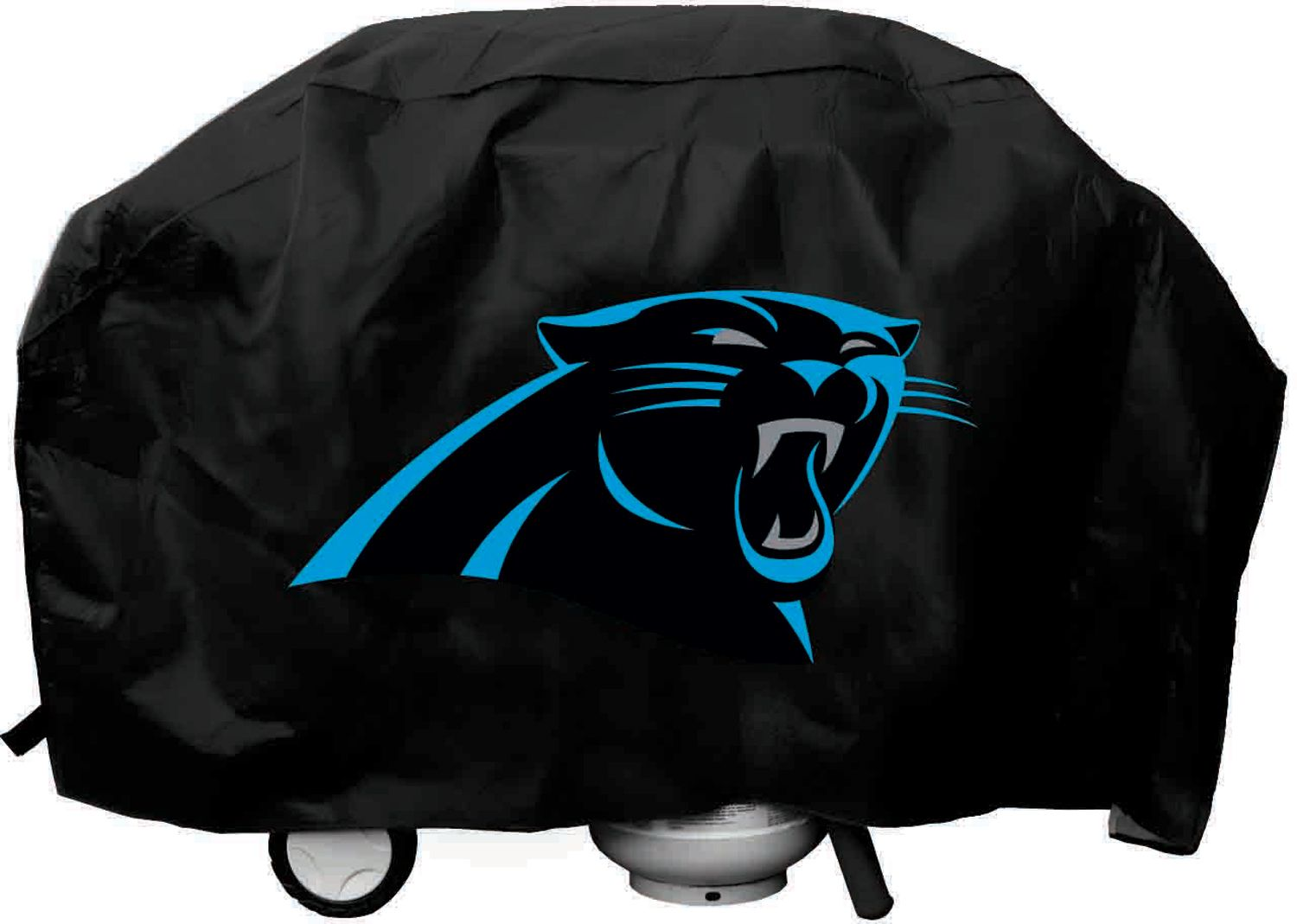 rico nfl carolina panthers deluxe grill cover u0027s sporting goods