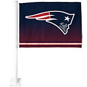Rico New England Patriots Car Flag