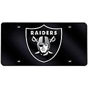 Rico Oakland Raiders Laser Tag License Plate
