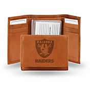 Rico NFL Oakland Raiders Embossed Tri-Fold Wallet