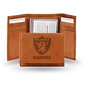 Rico NFL Oakland Raiders Embossed Tri-Fold Wallet