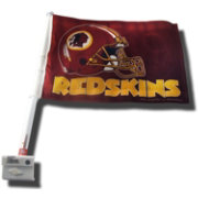 Rico Washington Redskins Car Flag