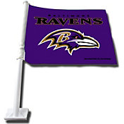 Rico Baltimore Ravens Car Flag