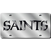 Rico New Orleans Saints Laser Tag License Plate
