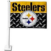 Rico Pittsburgh Steelers Car Flag