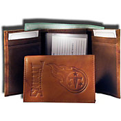 Rico NFL Tennessee Titans Embossed Tri-Fold Wallet