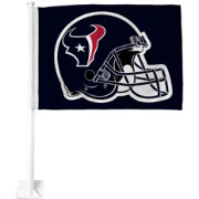 Rico Houston Texans Car Flag