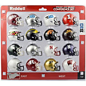 Riddell Big 10 Speed Pocket Football Helmet Set