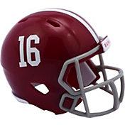 Riddell Alabama Crimson Tide Pocket Speed Single Helmet