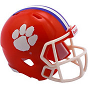 Riddell Clemson Tigers Pocket Speed Single Helmet