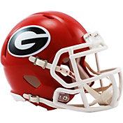 Riddell Georgia Bulldogs Speed Mini Football Helmet
