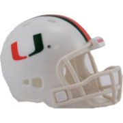 Riddell Miami Hurricanes Pocket Size Football Helmet